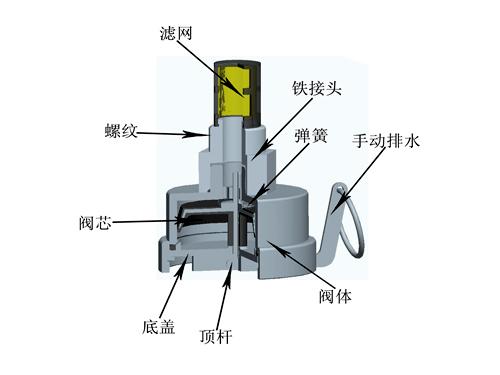 三线牵引器接线图